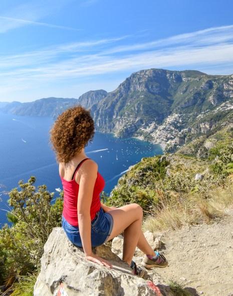 Coasta Amalfi: Sentiero degli Dei
