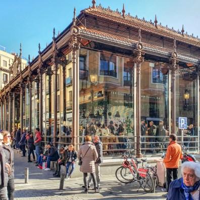 Mercado de San Miguel, Obiective din Madrid