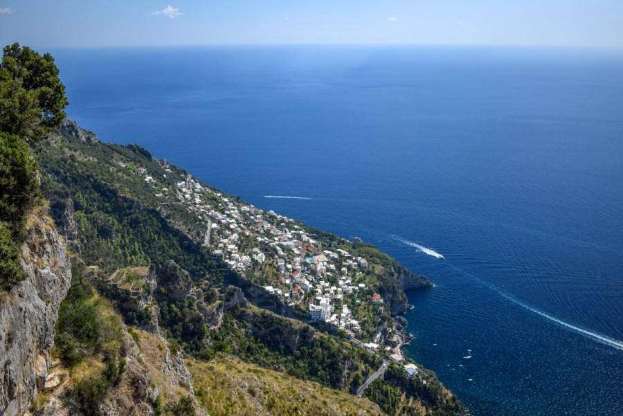 Sentiero degli Dei - traseu pe Coasta Amalfi
