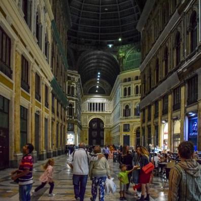 Galeriile Umberto I