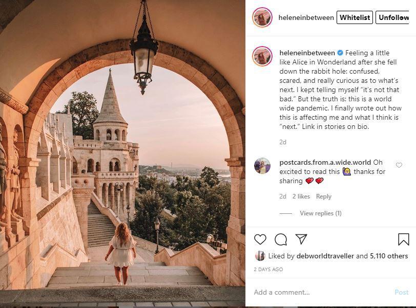 Cum să îți crești contul de Instagram - Caption