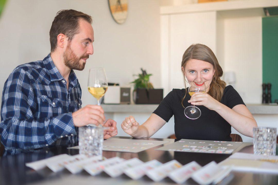 We & Wijn - Studio Tasting - Credits Jesse Plum