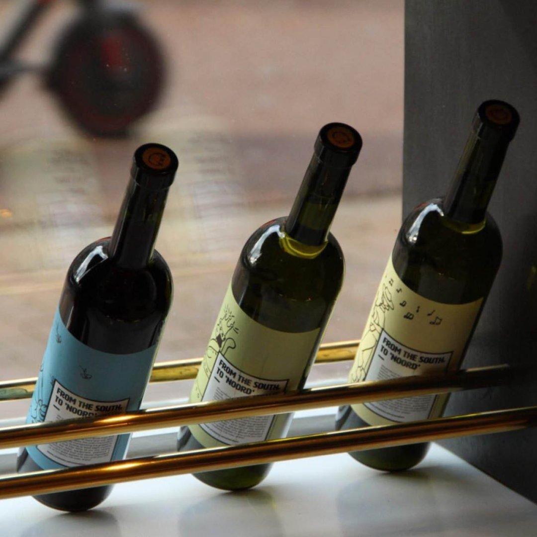 Nederlandse wijnen - Walhofs Wijnen - Design & Wijn