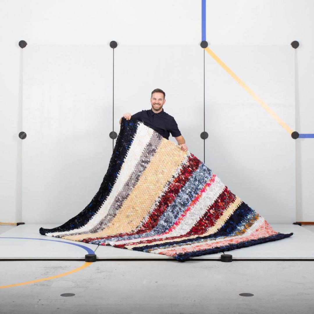 RagRug - Studio Jeffrey Heiligers - Design & Wijn
