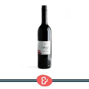 1 Coulisse rood - Wijngoed Gelders Laren - Nederlandse Wijn - Design & Wijn Amsterdam