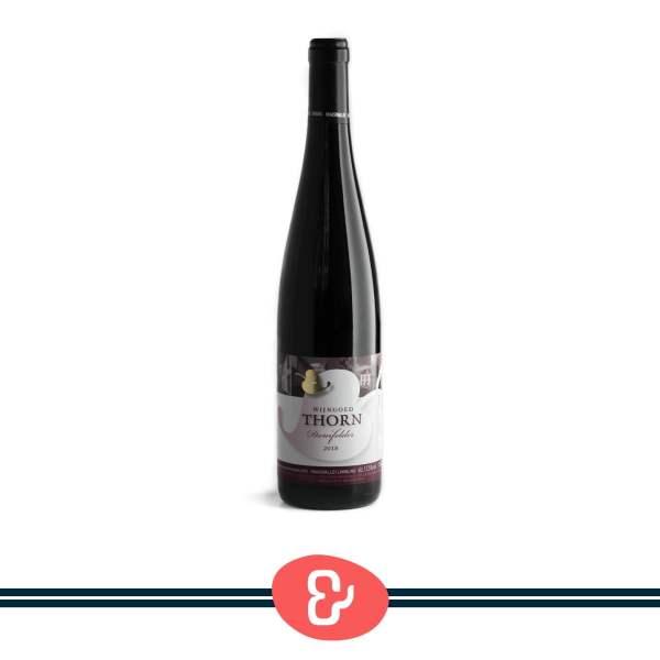 1 Dornfelder - Wijngoed Thorn - Nederlandse Wijn - Design & Wijn Amsterdam