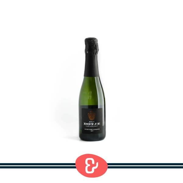 1 Dotje van Holset - Brut - Wijndomein Holset - Nederlandse Wijn - Design & Wijn Amsterdam