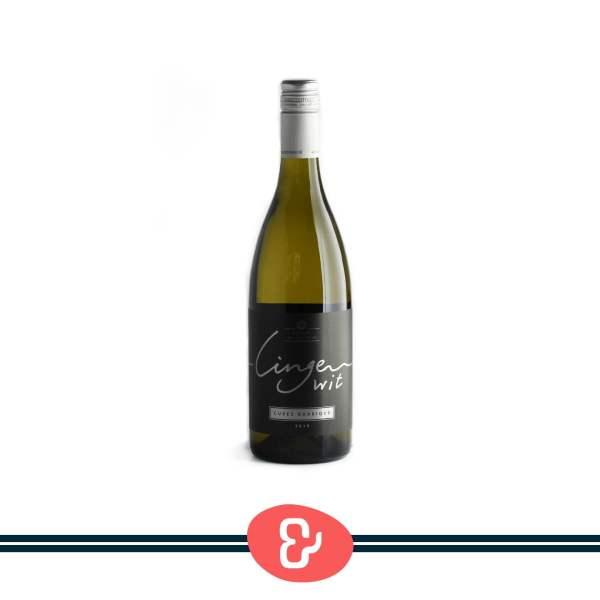 1 Linge wit cuvee barrique - Betuws Wijndomein - Nederlandse Wijn - Design & Wijn Amsterdam