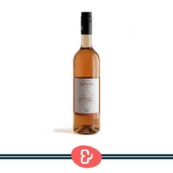 1 Sueterie rosé - Twentewijn - Nederlandse Wijn - Design & Wijn Amsterdam