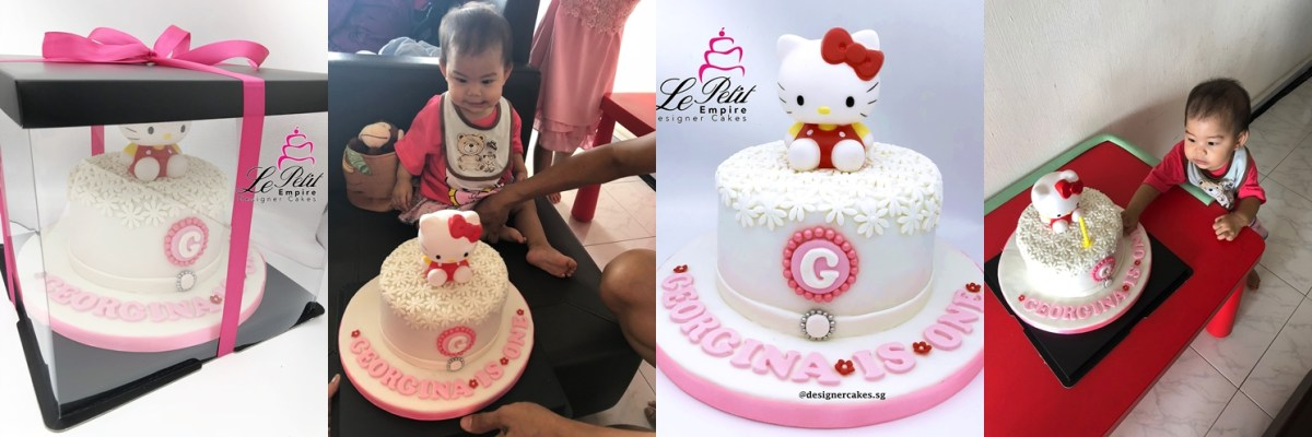 Super Baby Shower 1St Birthday Cakes Le Petit Empire Designer Cakes Funny Birthday Cards Online Sheoxdamsfinfo