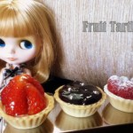 Assorted Berry Tartlets