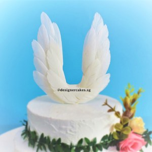 Cake Decorating Supplies - Wings Cake Toppers