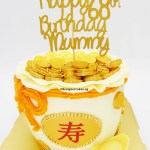 Money Pulling Cake 拉钱蛋糕 - Longevity Money Pot