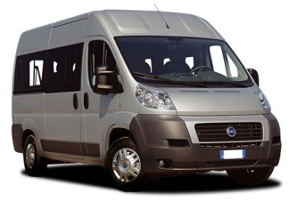 mini bus hire london