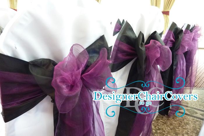 unique wedding sashes