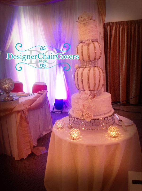 cake luxury wedding
