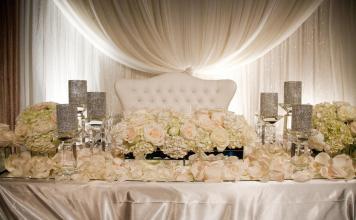 wedding loveseat