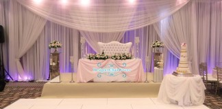 wedding stage nigerian