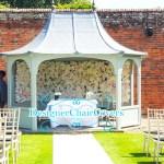 flower wall wedding braxted park
