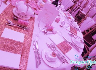 sequin table