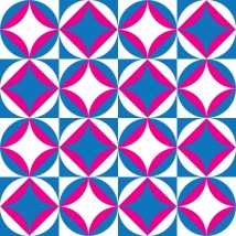 pattern-boxes-&-circles-blue-pink