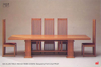 Frank Lloyd Wright Furniture Plans Plans DIY How To Make Thundering85dnj