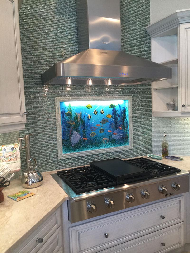 Beautiful Kitchen Murals