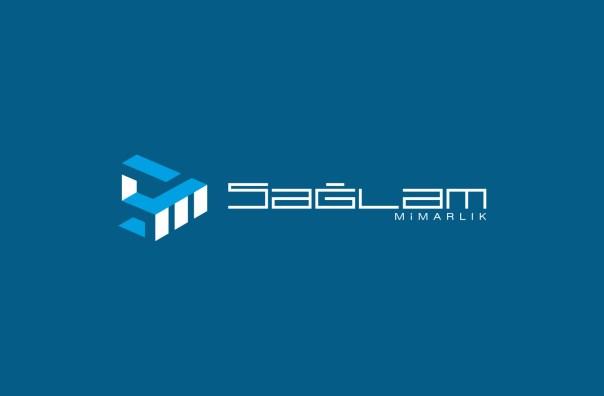 Sağlam Mimarlık Logo