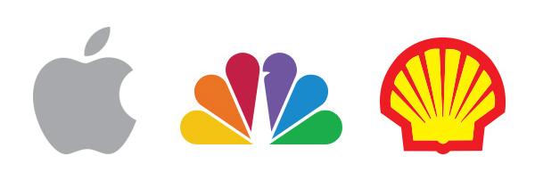 ikonik logolar