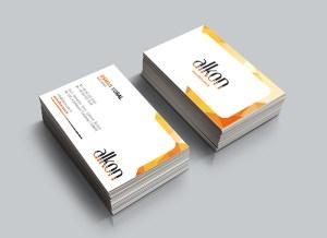 Alkon Medikal Kartvizit Tasarımı