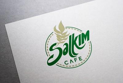 Salkım Cafe Logo Tasarım