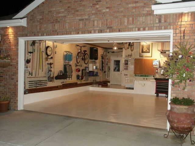 How to Design Your Garage Interior    Designer Mag A high quality garage transformation should include making the garage look  good  as well as making it a fully functional and practical space to do  your DIY
