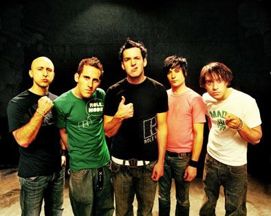 Pop-rockers Simple Plan