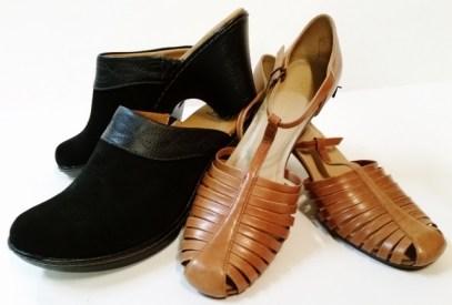 consignment shop shoes