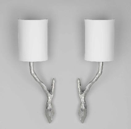 twig wall light on designer pages