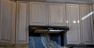 after we paint your cabinets