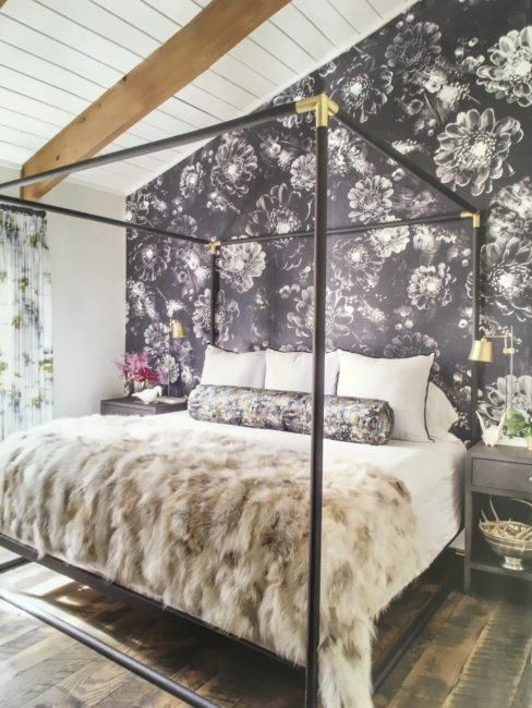 fall-luxe-2016-bedroom Mixing Design Styles