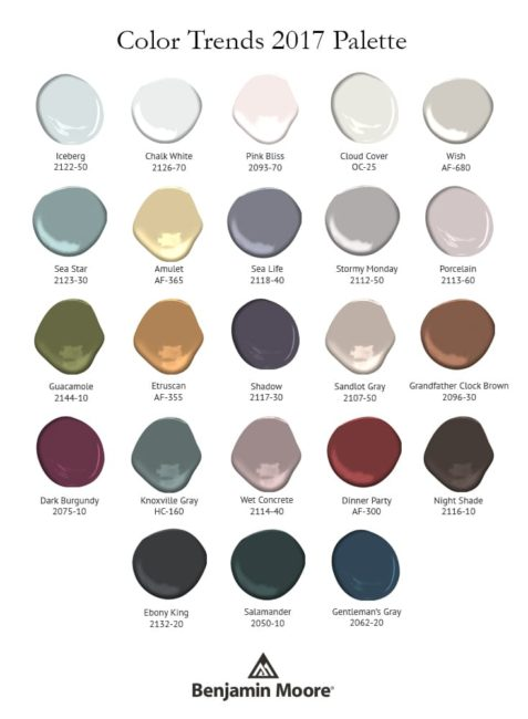 2017 Color of the Year (Denver & Beyond)
