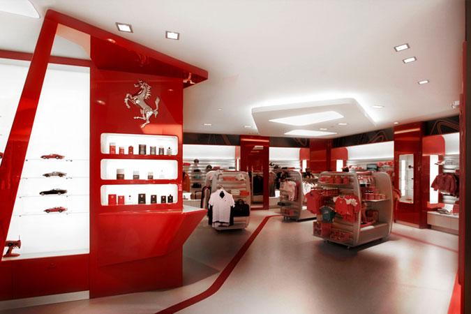 Retail Interior Designers Los Angeles Designer