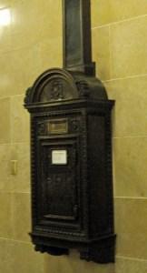 Original Mail Chute
