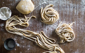VIDEO:  How to make Homemade Pasta with Thermador