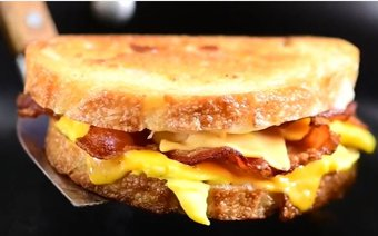 VIDEO:  Anything Grilled Cheese
