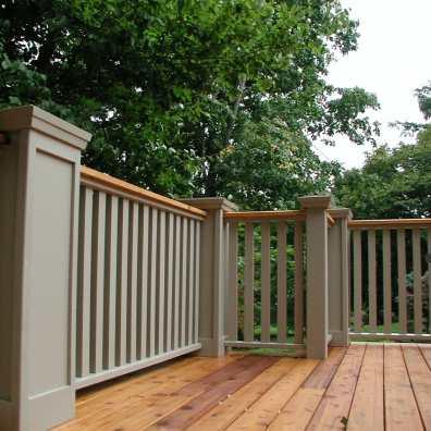 Cedar Decks in Acton