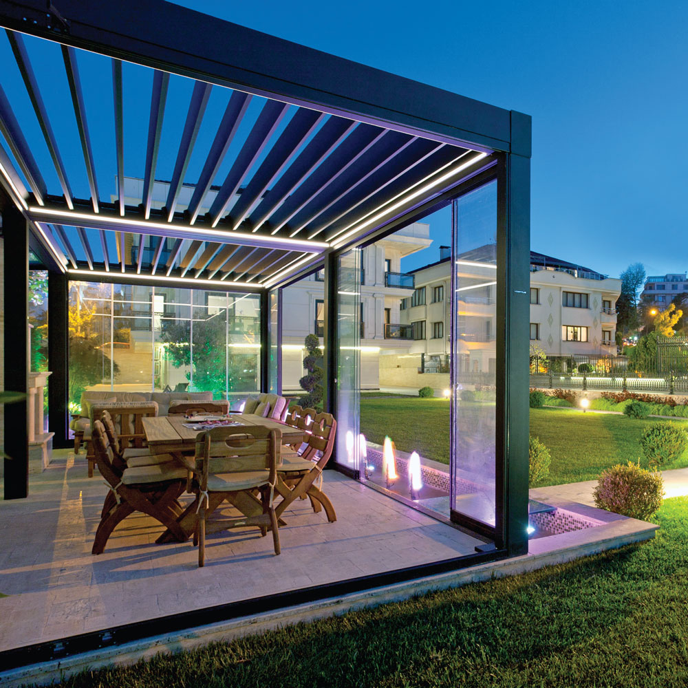 retractable roofs ireland awnings