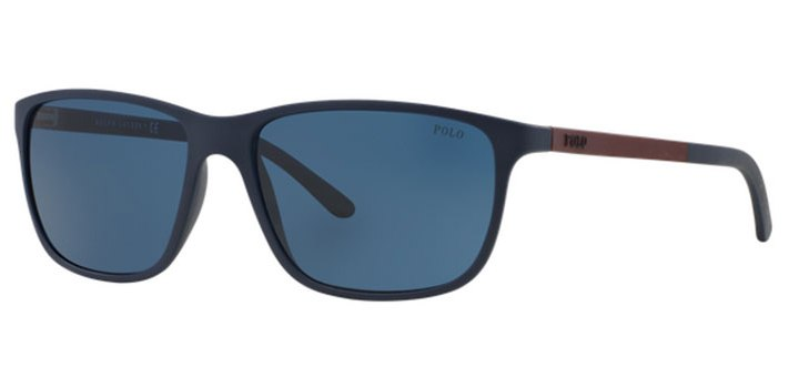 Polo Ralph Lauren Sunglasses PH4092 550680 Blue