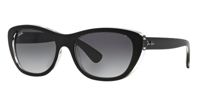 Ray Ban Sunglasses RB4227 60528G Black