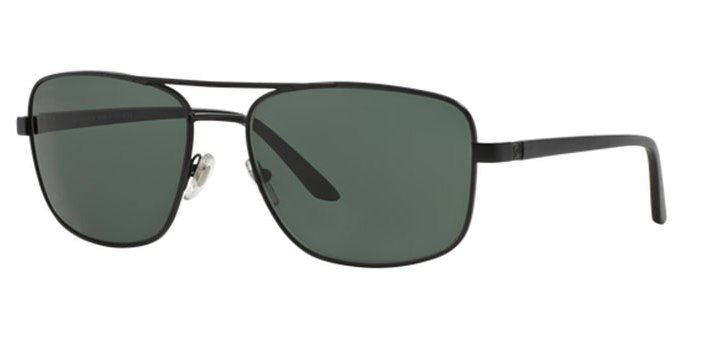 Mens Versace Sunglasses VE2153 126171 Matte Black