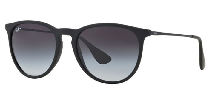 Ray Ban Erika Sunglasses RB4171 6228G Black