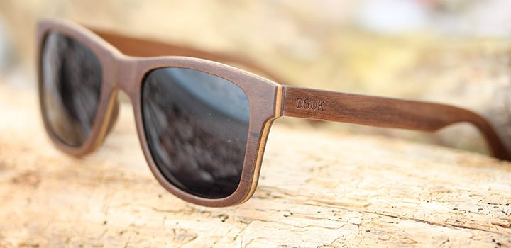 Silkwood Polarized Wooden Sunglasses | DSUK Woods