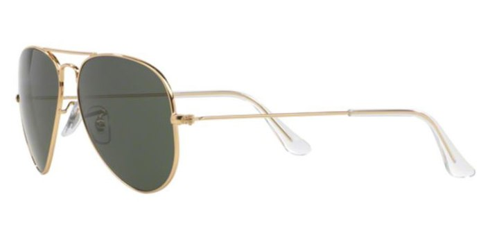Ray Ban Large Aviator Sunglasses RB3025 W3234